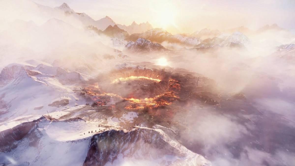 Battlefield V: Firestorm es muy relevante por los extensos entornos y las armas
