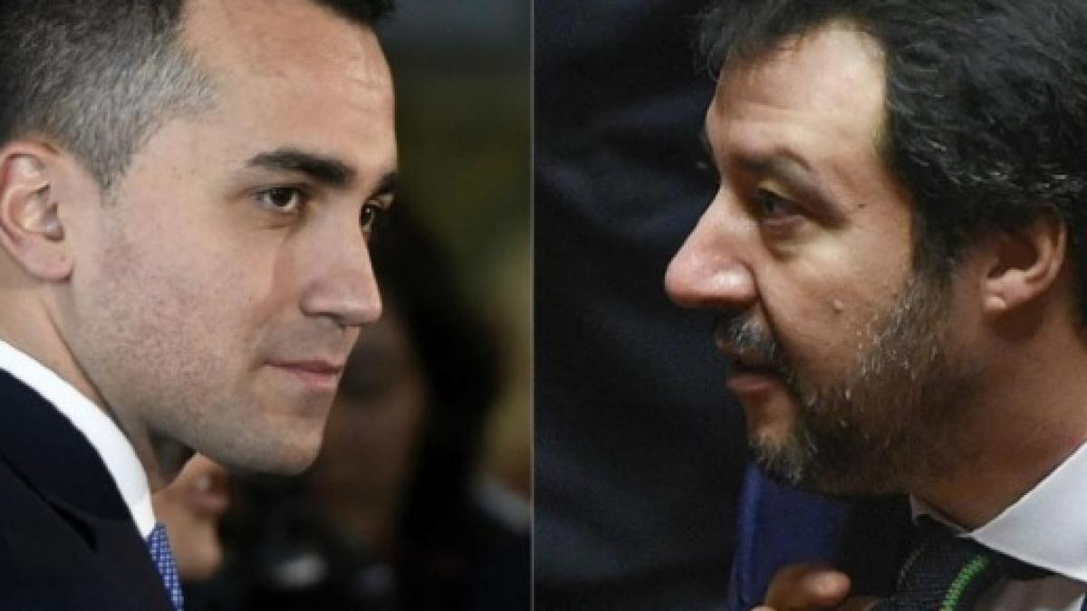 Di Maio, frecciata a Salvini: 'Sgomberiamo anche chi occupa abusivamente come Casapound'
