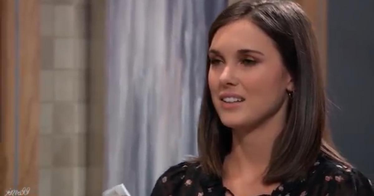 General Hospital theory suggests that Willow is Nina's daughter