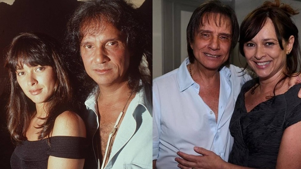 Myrian Rios conta que se separou de Roberto Carlos ao descobrir que ele fez vasectomia