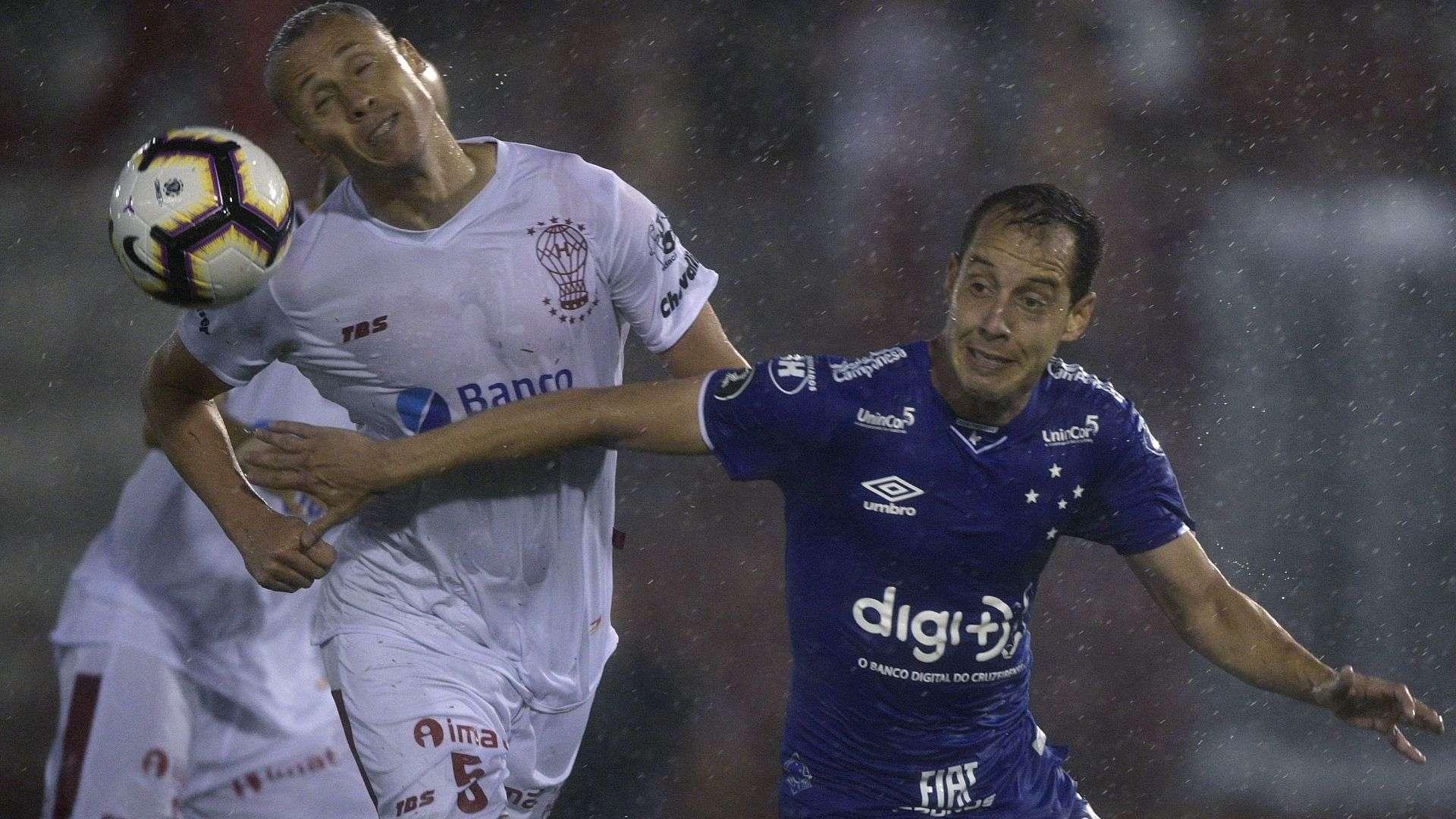 Cruzeiro recebe lanterna do seu grupo e pode garantir classificação na Libertadores