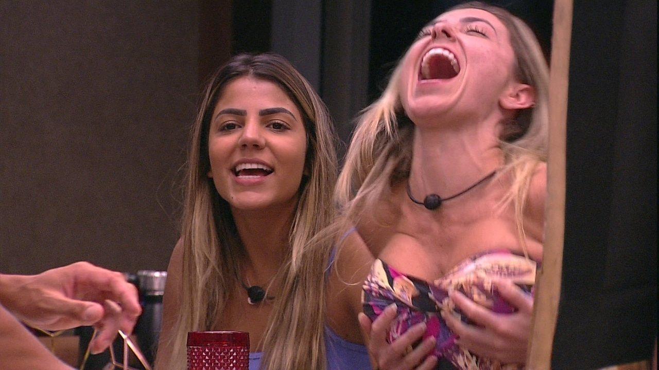 BBB19: enquete do UOL aponta Paula e Hariany como favoritas do público para prêmio final