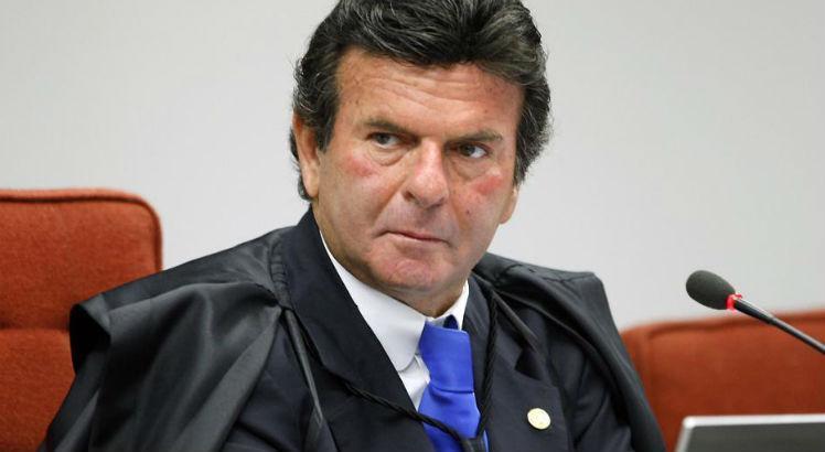 Luiz Fux não concorda que crimes comuns sejam enviados para a Justiça Eleitoral