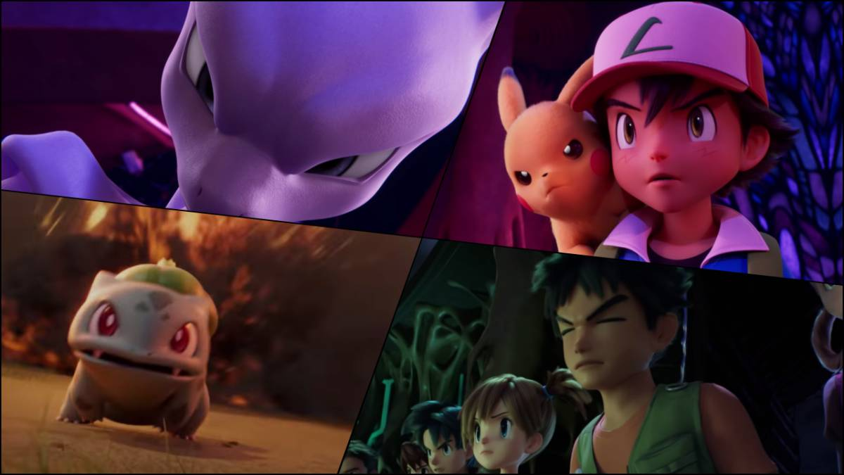 En Julio se estrena el nuevo Pokemon: Mewtwo Strikes Back Evolution