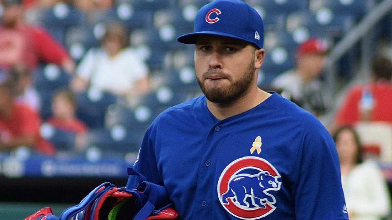 The Chicago Cubs are going to be without their backup catcher for quite a while