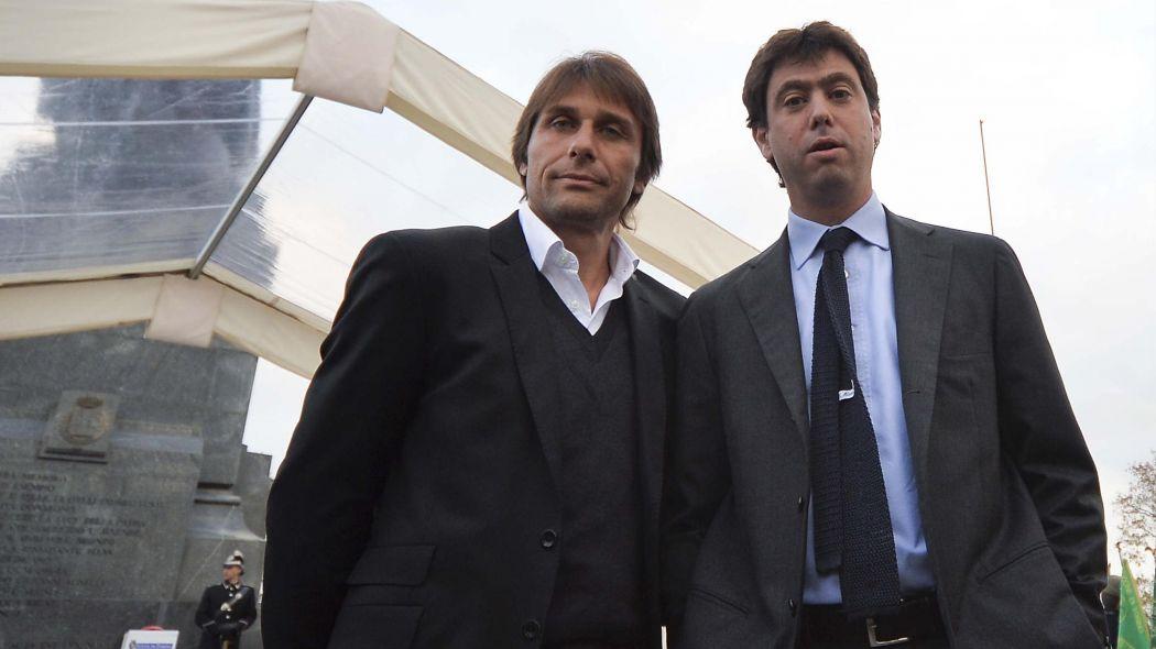 Mercato Juventus, Conte una delle possibili opzioni in caso di addio di Allegri