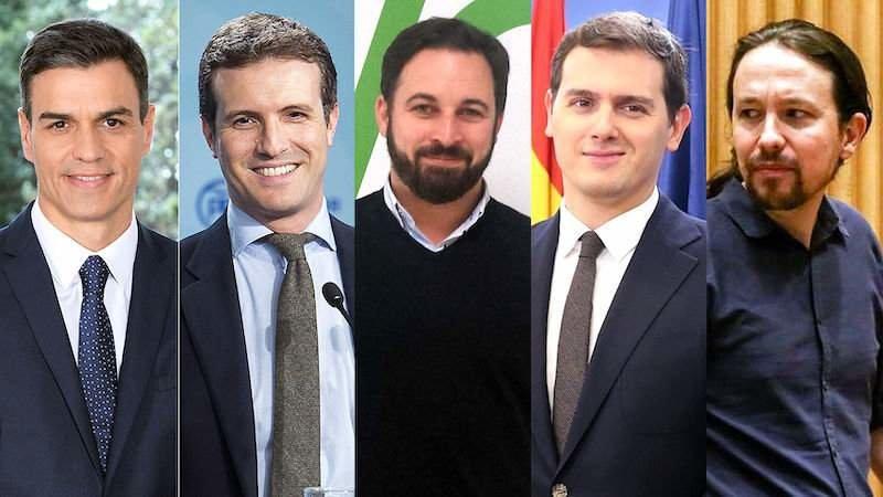 El 23 de abril el PSOE debatirá en AtresMedia con VOX, PP, Cs y Podemos