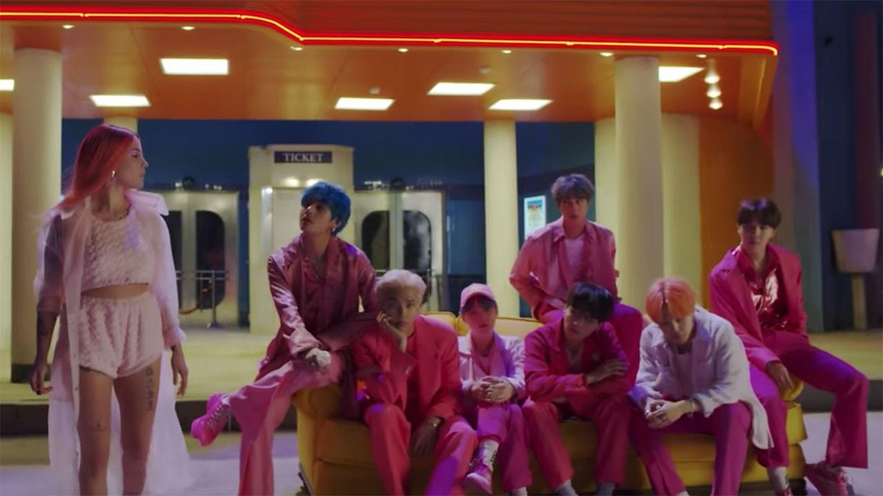 Novo clipe do BTS bate recorde de views em 24 horas no Youtube