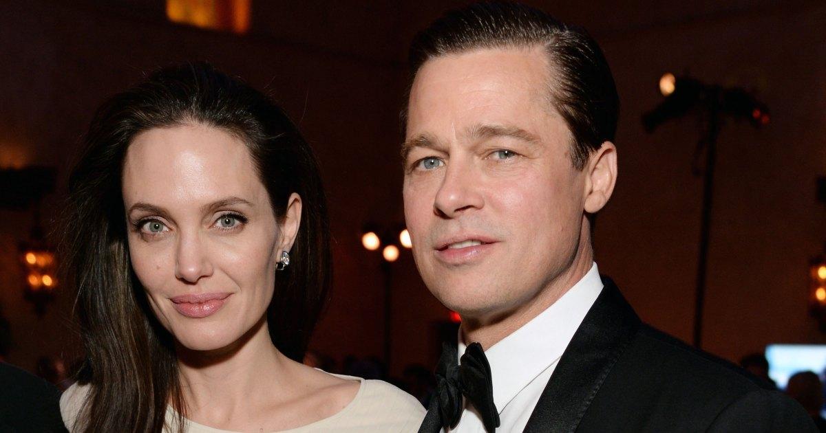Angelina Jolie e Brad Pitt, secondo un amico comune lei lo vorrebbe riconquistare