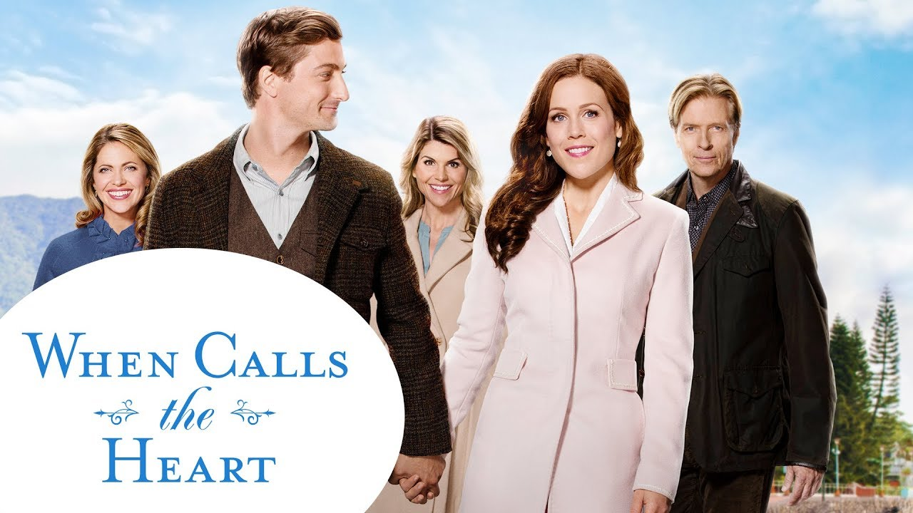 Erin Krakow bubbles over with When Calls the Heart news