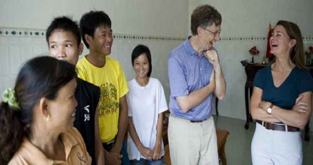 Usar el poder de los datos para no fracasar en los estudios impresiona a Bill Gates
