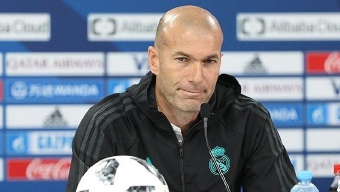Zidane: 'Rimpiazzare Cristiano Ronaldo è impossibile'