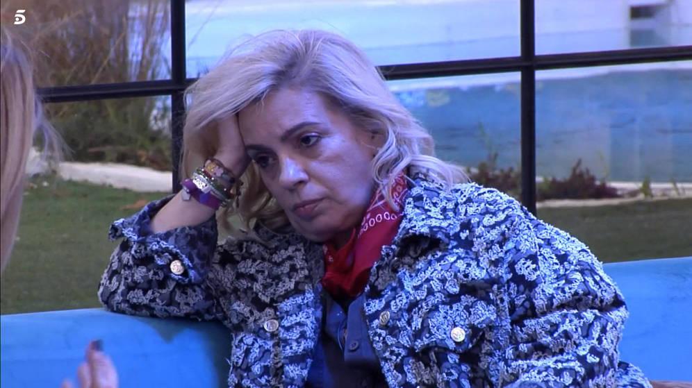 Las cartas del Tarot de Belén Ro predicen que Carmen Borrego se separará de su marido