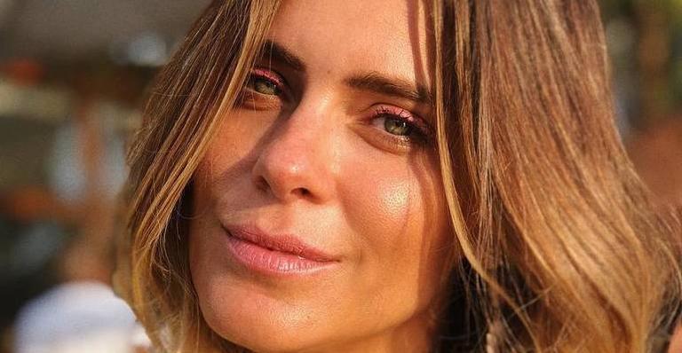 Carolina Dieckmann comemora aniversário de 20 anos do filho