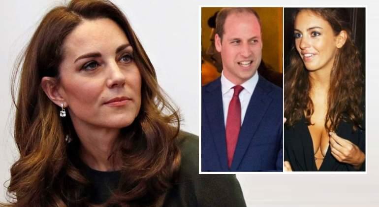 Cada vez hay más rumoress de infidelidad de Guillermo de Inglaterra a Kate Middleton