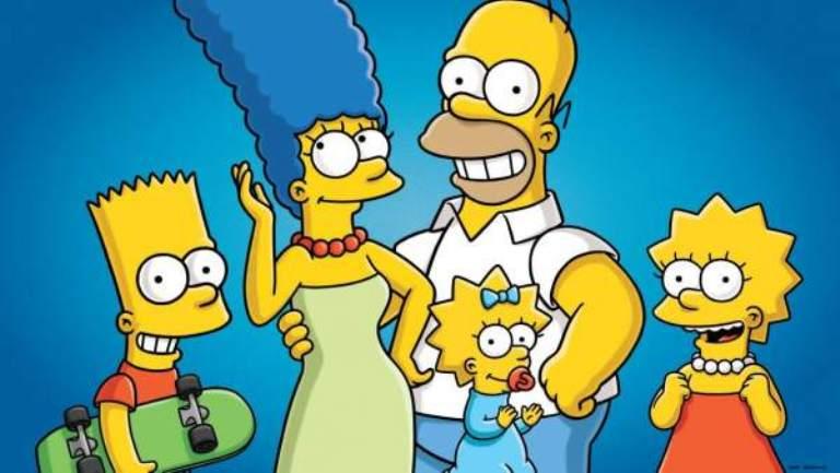 La famosa y galardonada serie 'Los Simpsons' contiene importantes errores