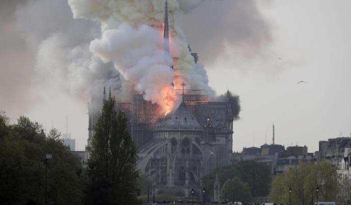 Notre Dame, potrebbe essere ricostruita grazie al videogioco Assassin's Creed
