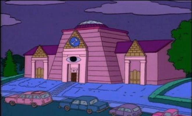 5 messaggi subliminali de I Simpson