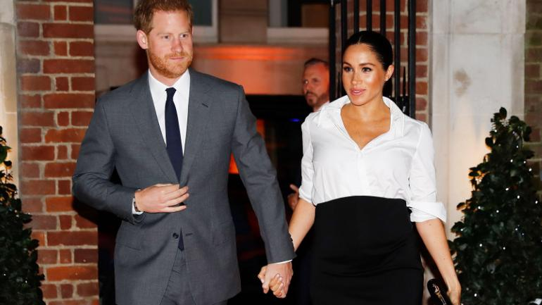 Meghan Markle and Prince Harry have already nicknamed their baby