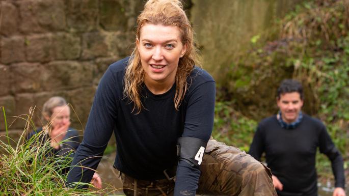 Celebrity SAS: Who Dare Wins 2019: Andrea McLean drops huge WINNER hint