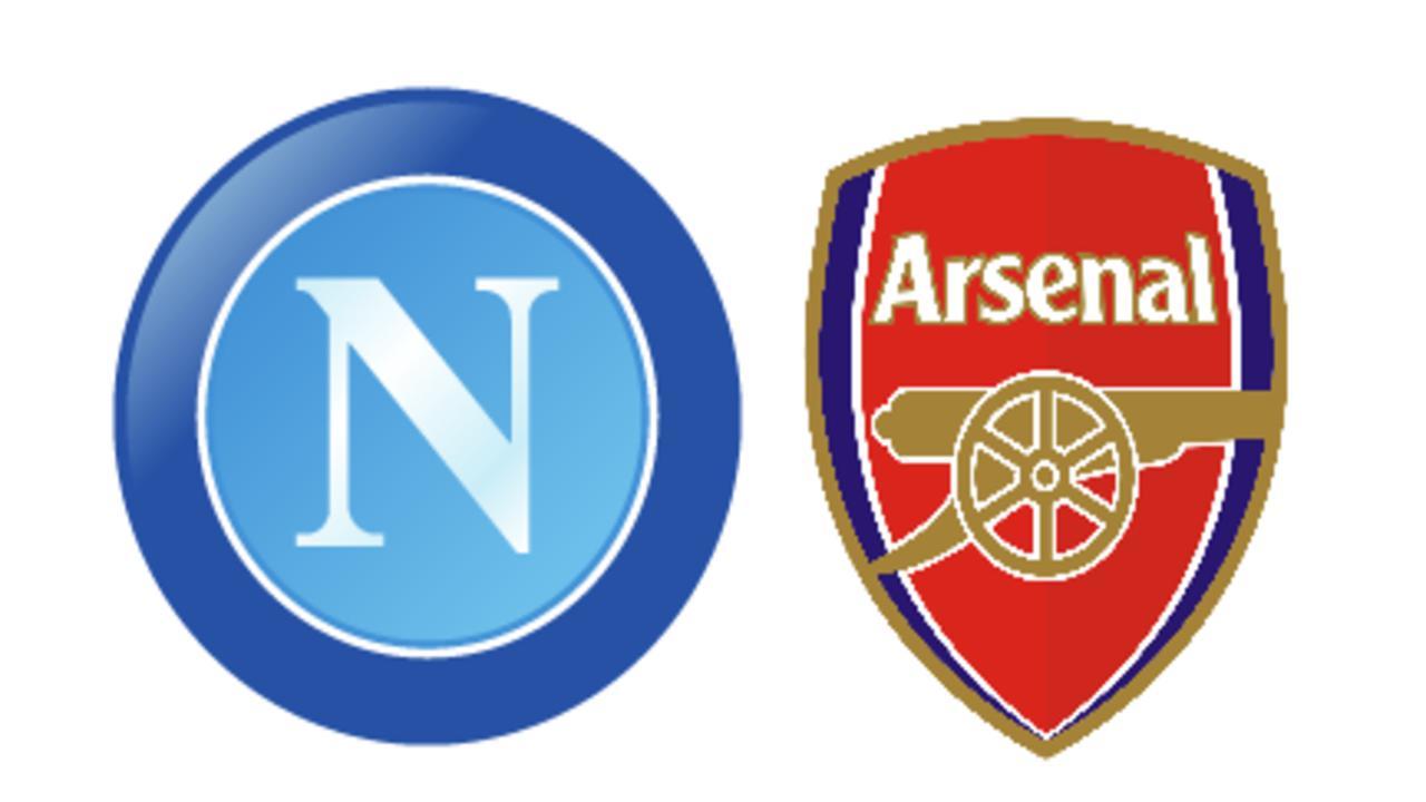 Napoli-Arsenal: la partita di oggi sarà visibile su SkySport e in streaming su SkyGo