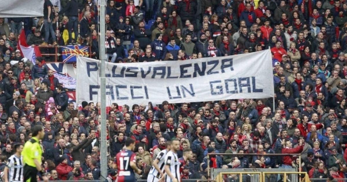 Genoa-Torino, gli ultras rossoblu preparano la contestazione contro Preziosi
