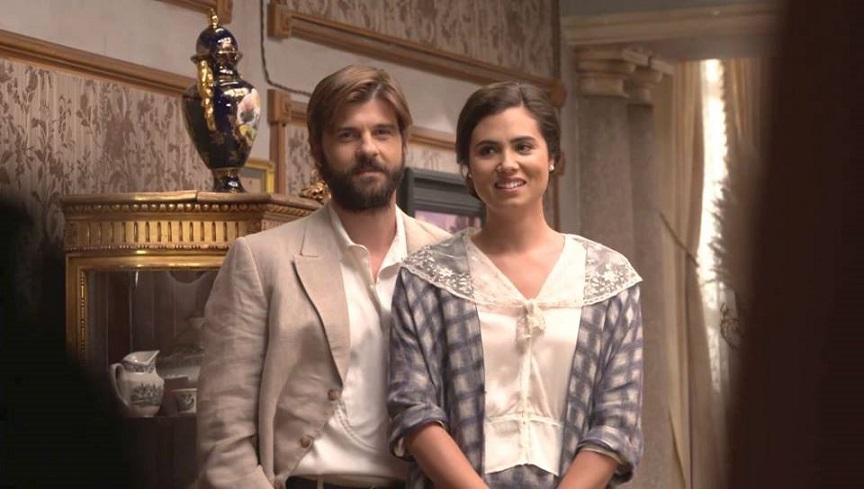 Spoiler Il Segreto al 27 aprile: Maria e Gonzalo, la finta lite per incastrare Fernando