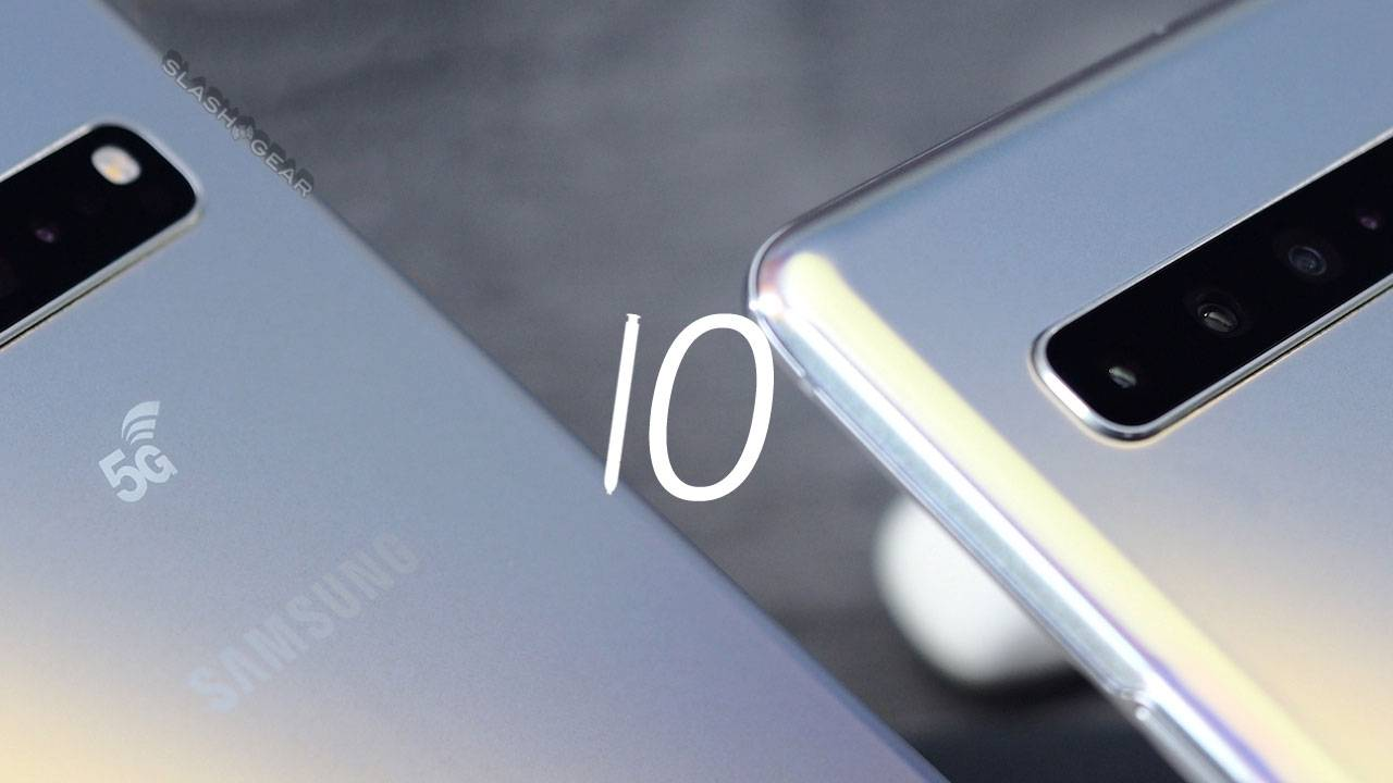 Samsung Galaxy Note 10: dovrebbe uscire nel mese di agosto