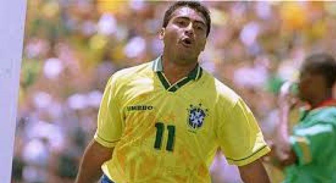 7  fatos sobre o jogador Romário