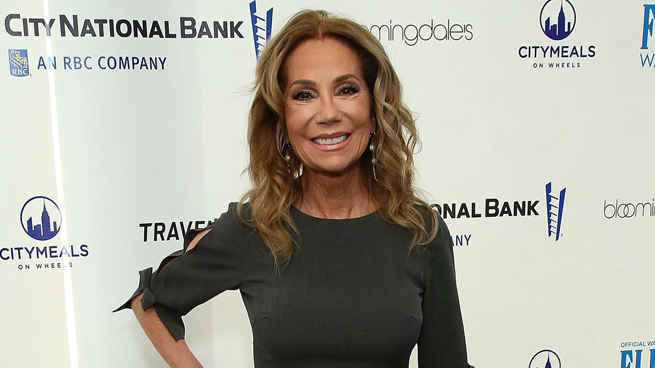 Kathie Lee Gifford is back doing what she does best