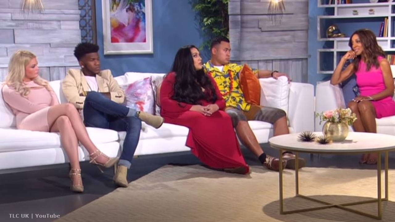 90 Day Fiance: Happily Ever After couple, Ashley Martson and Jay Smith, bust up again