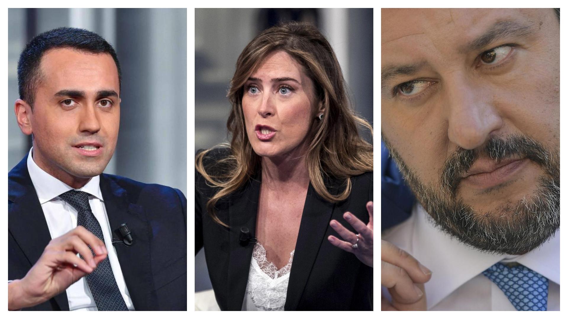 Elena Boschi attacca Matteo Salvini e Luigi Di Maio