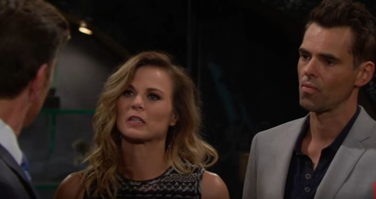 'The Young And The Restless' Spoilers: Nick Catches Kyle kissing Lola