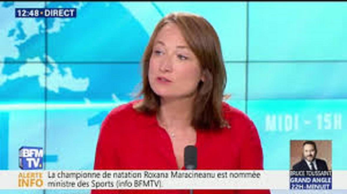 Chants homophobes : la présidente de la LFP répond à Roxana Maracineanu