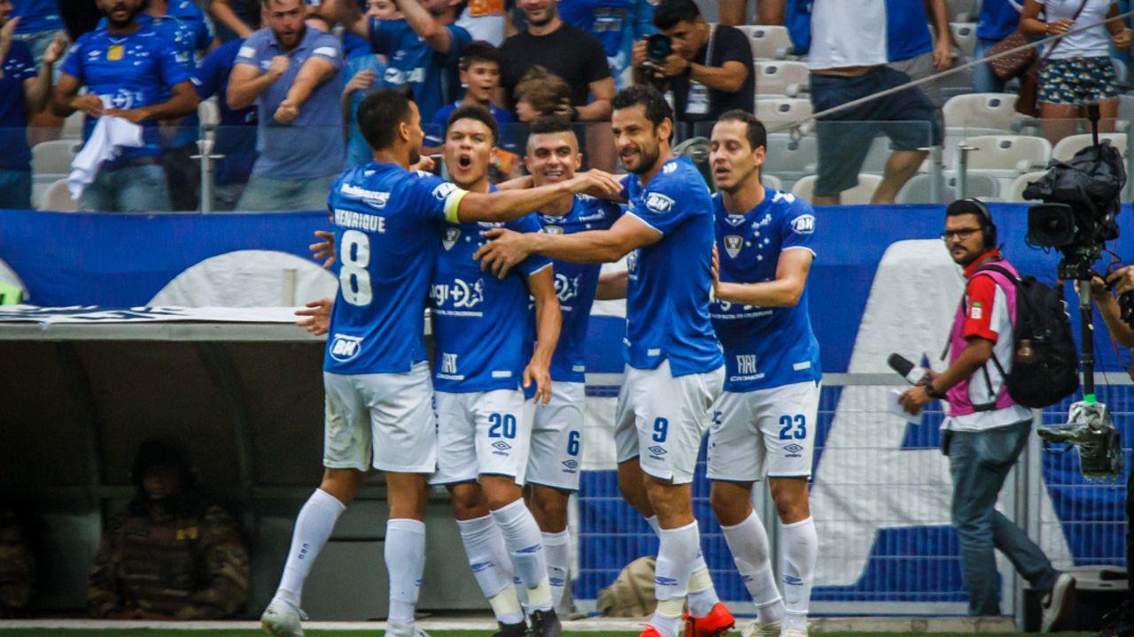 Cruzeiro empata com o Atlético e é campeão Mineiro