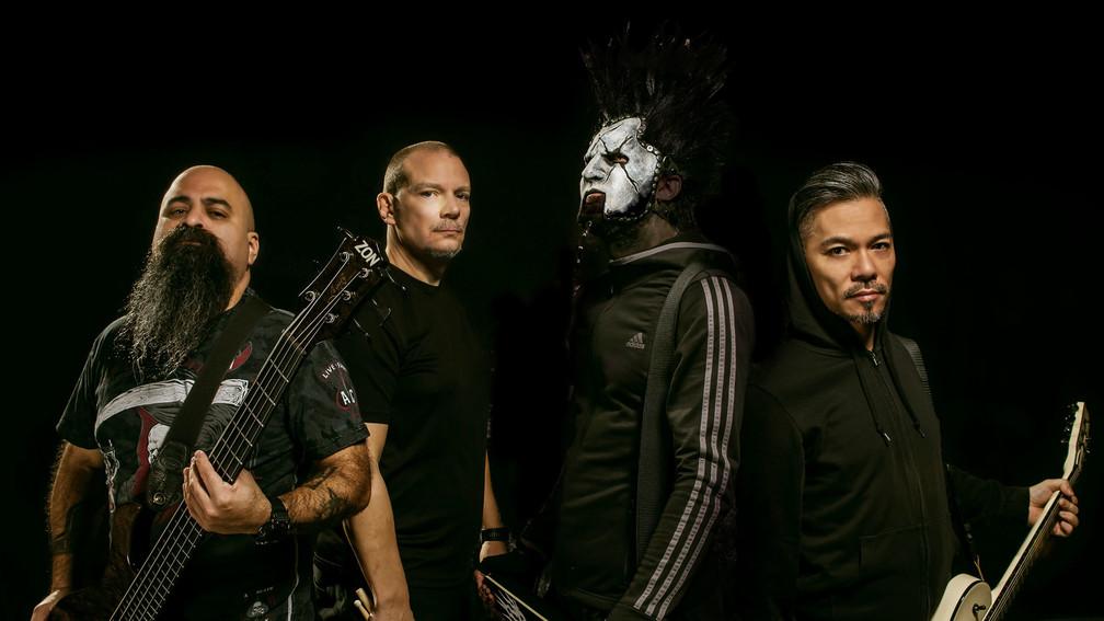 A banda Static-X decidiu voltar à ativa com um novo álbum