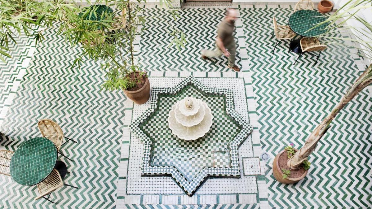 A Marrakesh l'ostello 'Instagram friendly' ottiene un gran successo