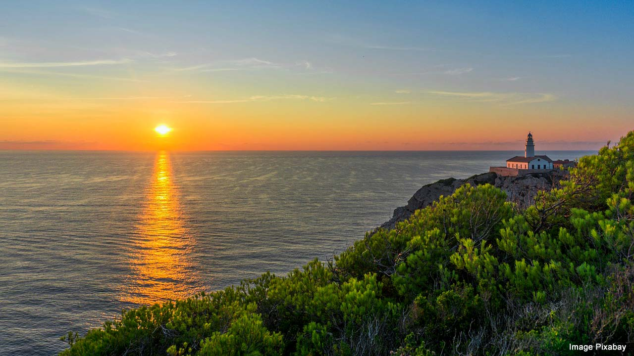 Visit 5 of the Balearic Islands of Spain this summer