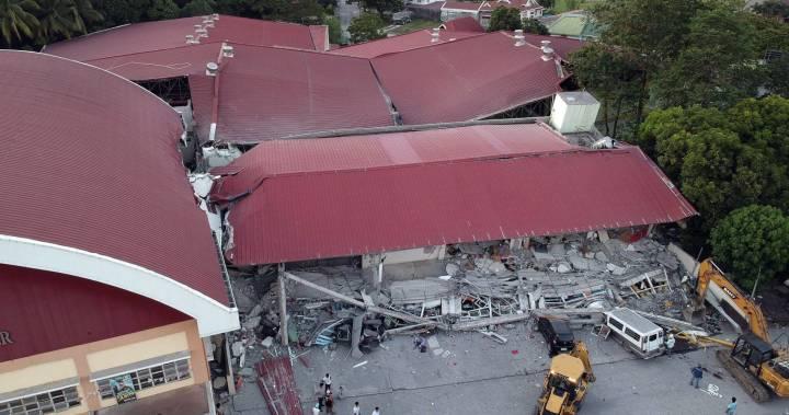 Luzon, Filippine: sisma di magnitudo 6.1, almeno otto le vittime