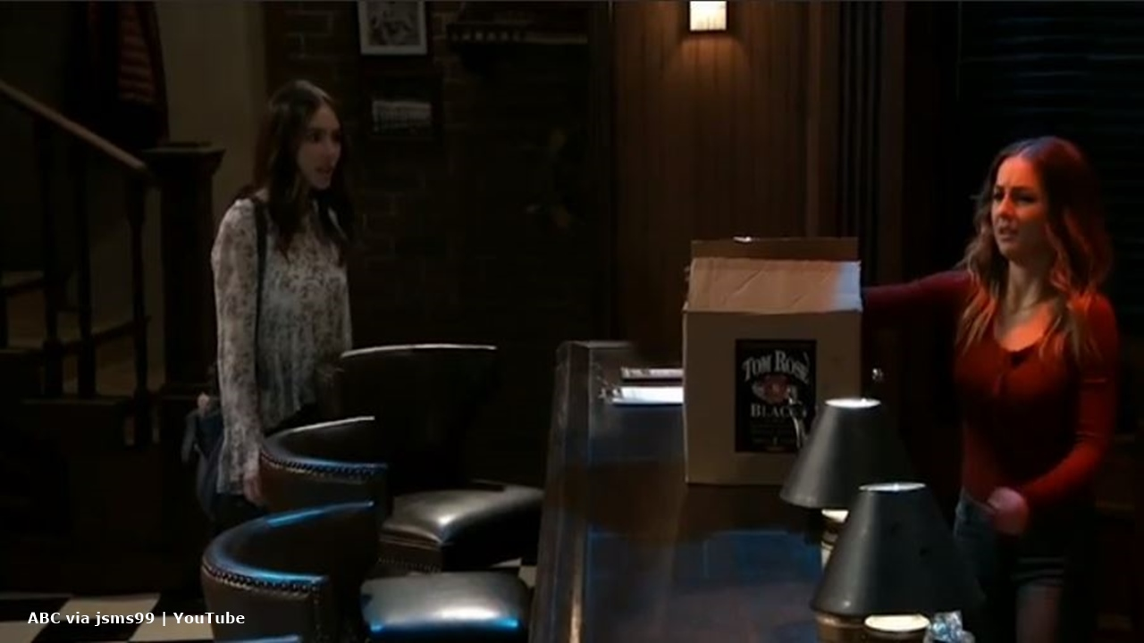 General Hospital: Molly's desperate to fing her sister