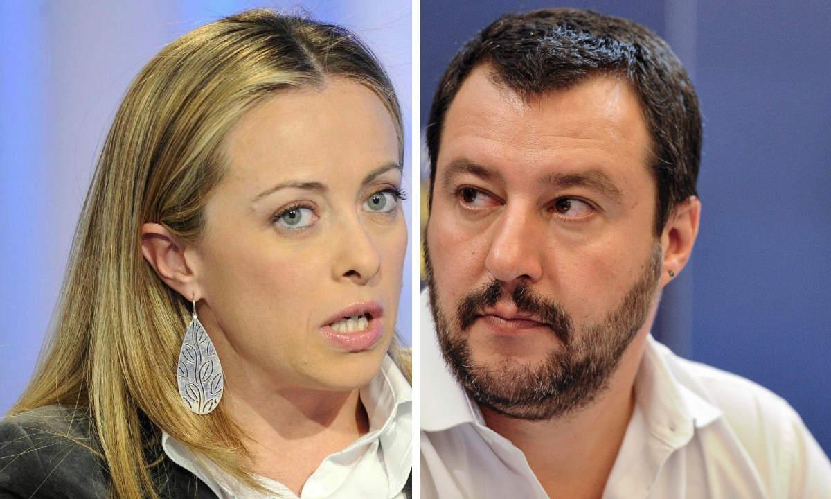 Giorgia Meloni sogna un governo tra Lega e Fratelli di Italia, senza M5S