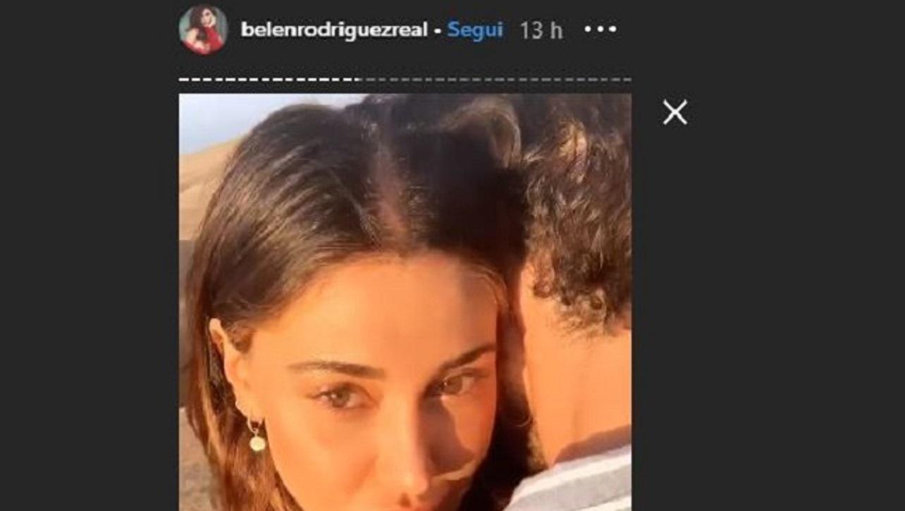 Gossip: Belen e Stefano De Martino escono allo scoperto su Instagram