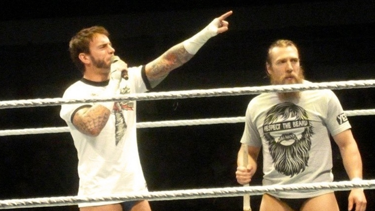 CM Punk surprises fans with appearance during wrestling match