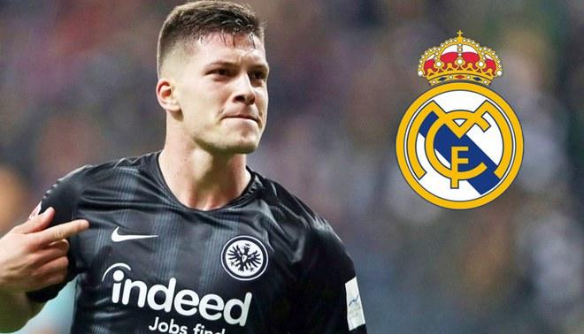 El Madrid cada vez más cerca de fichar a Luka Jovic