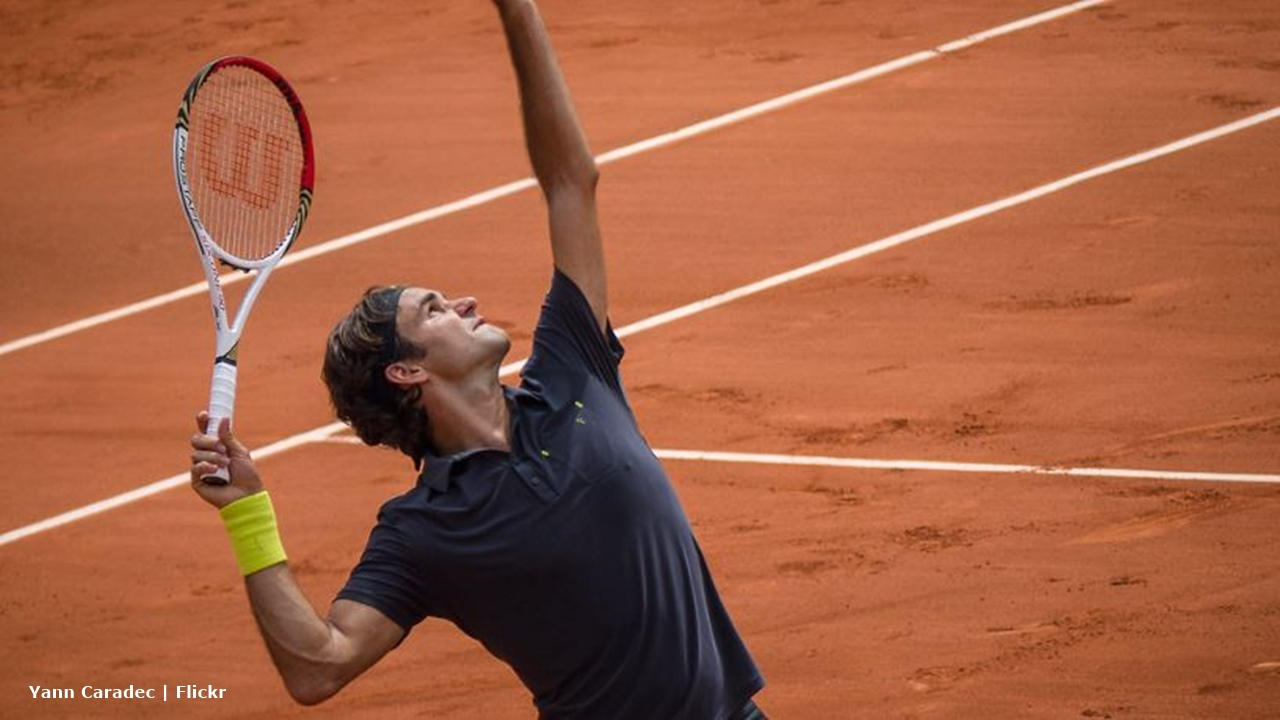 Roger Federer: The clay-court season could include him playing at the Rome Masters