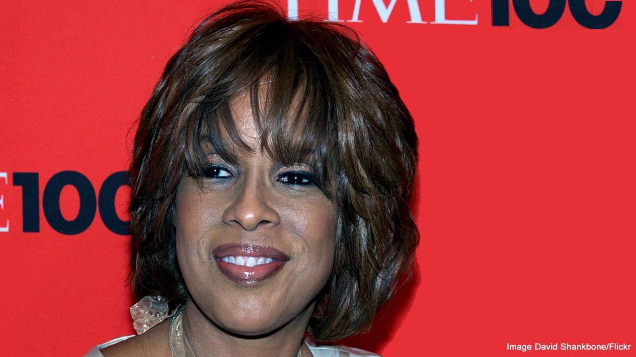 Time 100 Honors and Gayle King's response at the Gala