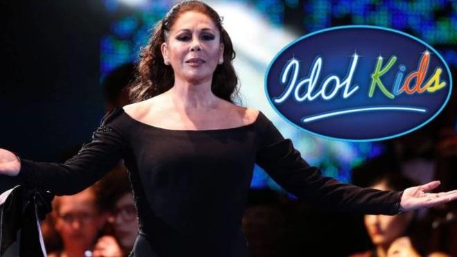 Isabel Pantoja será jurado en Idol Kids