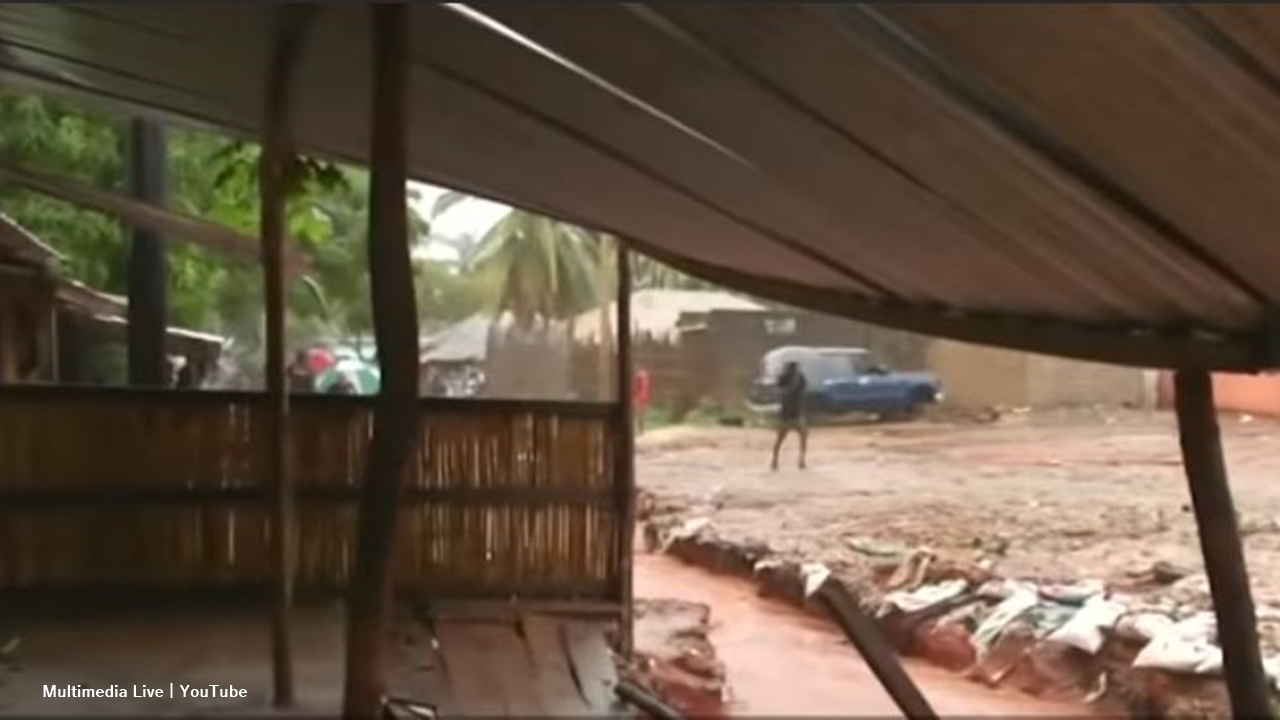 Mozambique: Cyclone Kenneth killed 38 people so far and came hot on the heels of Idai