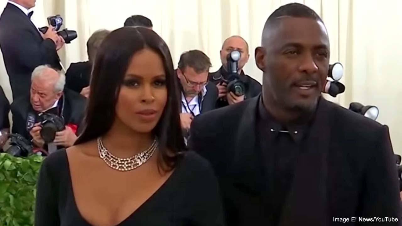Idris Elba weds girlfriend Sabrina Dhowre in secret Morocco wedding