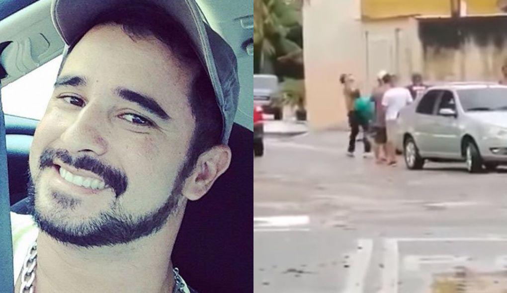 Humorista da Band Ricardo Bomba morre e vídeo de briga viraliza na internet